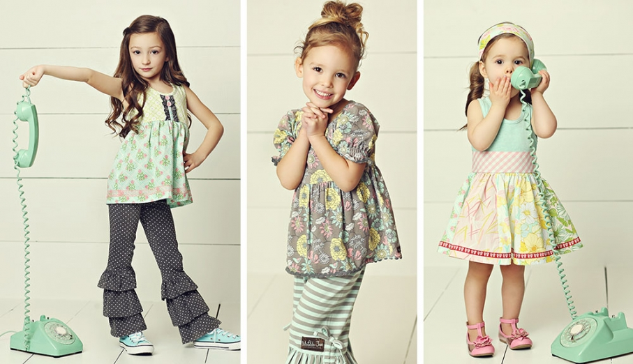 Collection Cute Little Girls Clothes Pictures - The Fashions Of ...