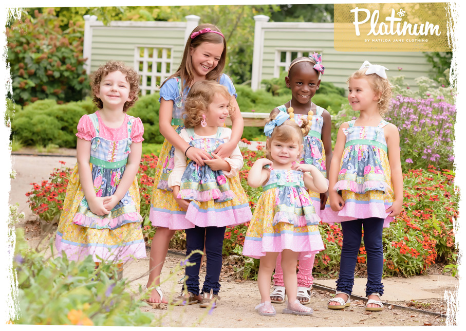 4ce5c52268 One of the most special things about Matilda Jane is the love and care that  goes into each and every piece. You can bet each new design we bring you  has a ...