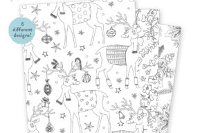 matilda jane printable coloring pages
